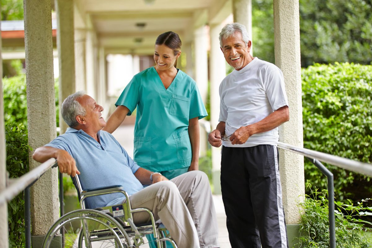 Facilities For Senior Care